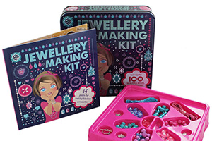 Jewellery Making Kit Book