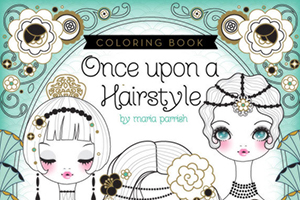 Art Deco Coloring Book