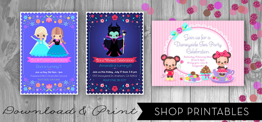 Download & Print - Shop Printables