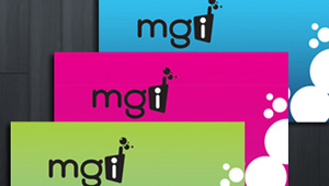 MGI Business Cards
