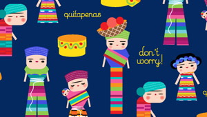 Worry Doll Pattern